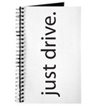 Just Drive Journal