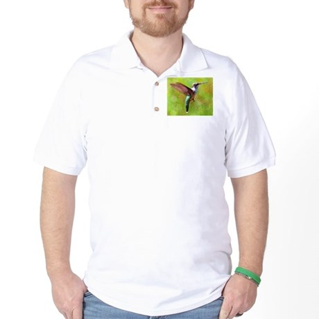 Hummingbird Golf Shirt