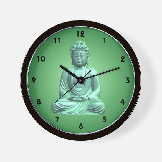 Cool Buda Wall Clock