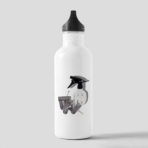 HairRollersWaterSpraye Stainless Water Bottle 1.0L