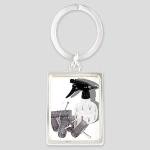 HairRollersWaterSprayer060910shado Keychains