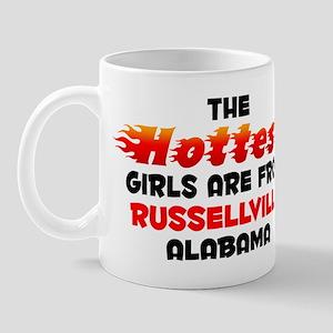 Hot Girls: Russellville, AL Mug
