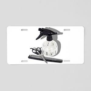 HairdresserItems060910Shado Aluminum License Plate