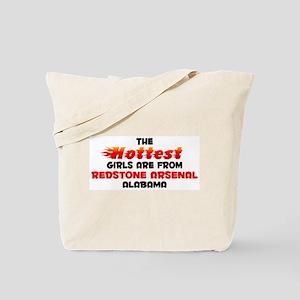 Hot Girls: Redstone Ars, AL Tote Bag