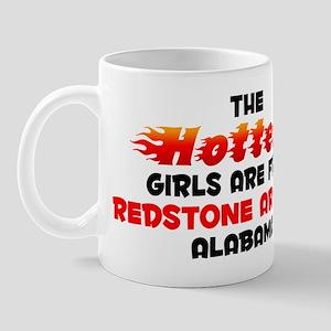 Hot Girls: Redstone Ars, AL Mug