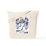 Merrill Coat of Arms Tote Bag