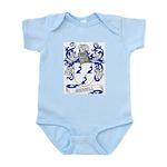 Merrill Coat of Arms Infant Creeper