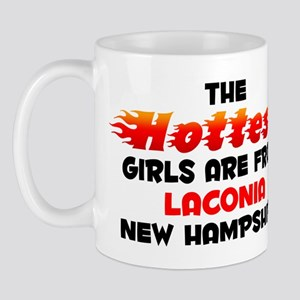 Hot Girls: Laconia, NH Mug