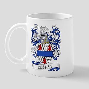 Miller Coat of Arms Mug