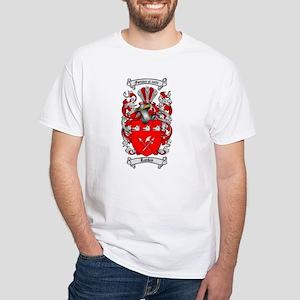 Rankin Family Crest White T-Shirt