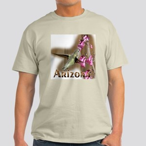 hummingbird Ash Grey T-Shirt