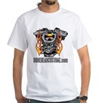V TWIN White T-Shirt