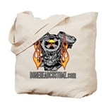 V TWIN Tote Bag