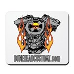 V TWIN Mousepad