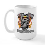 V TWIN Large Mug
