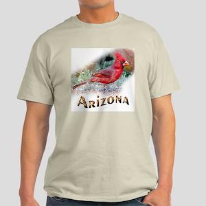 Arizona Cardinal Ash Grey T-Shirt