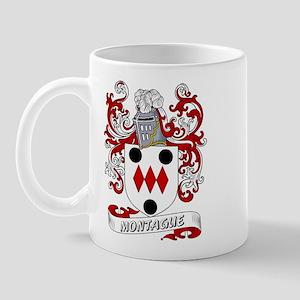Montague Coat of Arms Mug