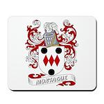Montague Coat of Arms Mousepad