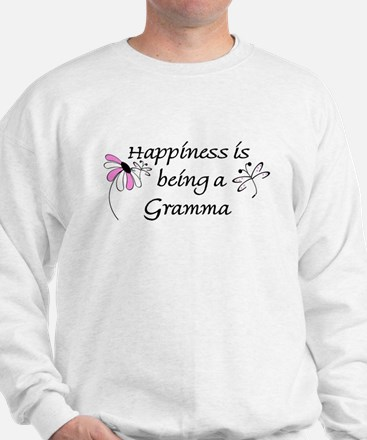 Happiness Is Being A Gramma Jumper