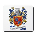 Montgomery Coat of Arms Mousepad