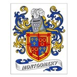 Montgomery Coat of Arms Small Poster
