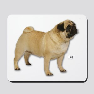 Pug Dog for Pugs Lovers Mousepad