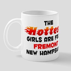Hot Girls: Fremont, NH Mug