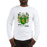 Morgan Coat of Arms Long Sleeve T-Shirt
