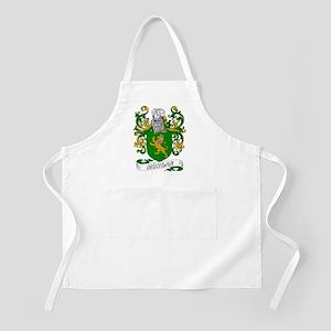 Morgan Coat of Arms BBQ Apron