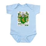 Morgan Coat of Arms Infant Creeper