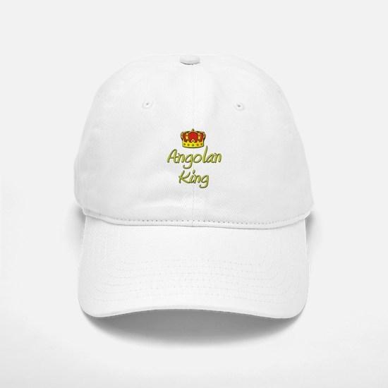 Angolan King Baseball Baseball Cap