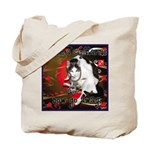Cat Sagittarius Tote Bag