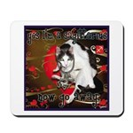 Cat Sagittarius Mousepad