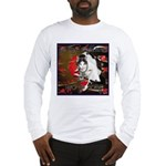 Cat Sagittarius Long Sleeve T-Shirt