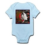 Cat Sagittarius Infant Bodysuit