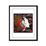 Cat Sagittarius Framed Panel Print