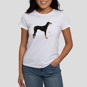 Saluki Dog (Front) Women's T-Shirt