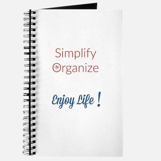 Organized 31 Simplify Journal