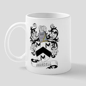 Munsell Coat of Arms Mug