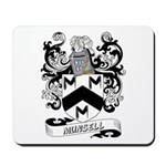 Munsell Coat of Arms Mousepad