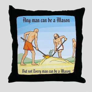 The Ruffians Throw Pillow
