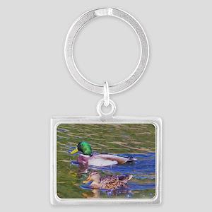 Mallard Ducks Keychains