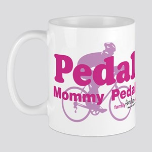 Pedal Mommy Pedal Mug