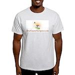 Light T-Shirt w/DCN Official Logo