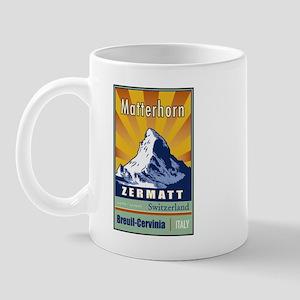 Matterhorn Mug