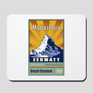 Matterhorn Mousepad