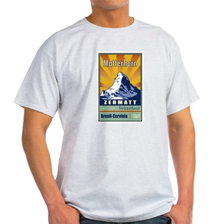 Matterhorn Light T-Shirt
