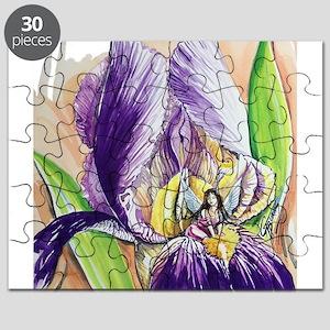 Gloria's Iris a place for magical fairi Puzzle