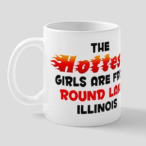 Hot Girls: Round Lake, IL Mug