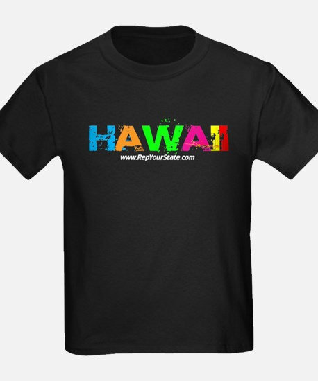 Colorful Hawaii T